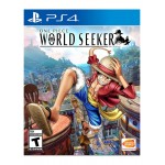 One Piece World Seeker Playstation 4 (PS4)